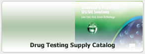 Drug Testing Supply Catalog