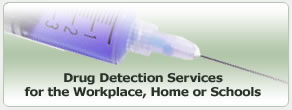 Drug Detection Services